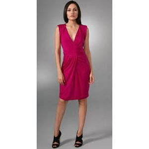 Diane Von Furstenberg Wool Whitley Dress - 0